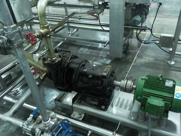 Cornell Hot Oil Pump