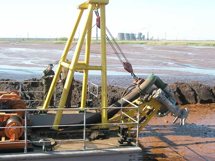 Dragflow Ladder Dredge