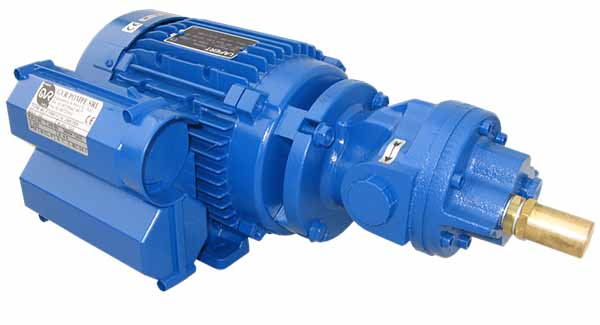 GVR Close Coupled Pump