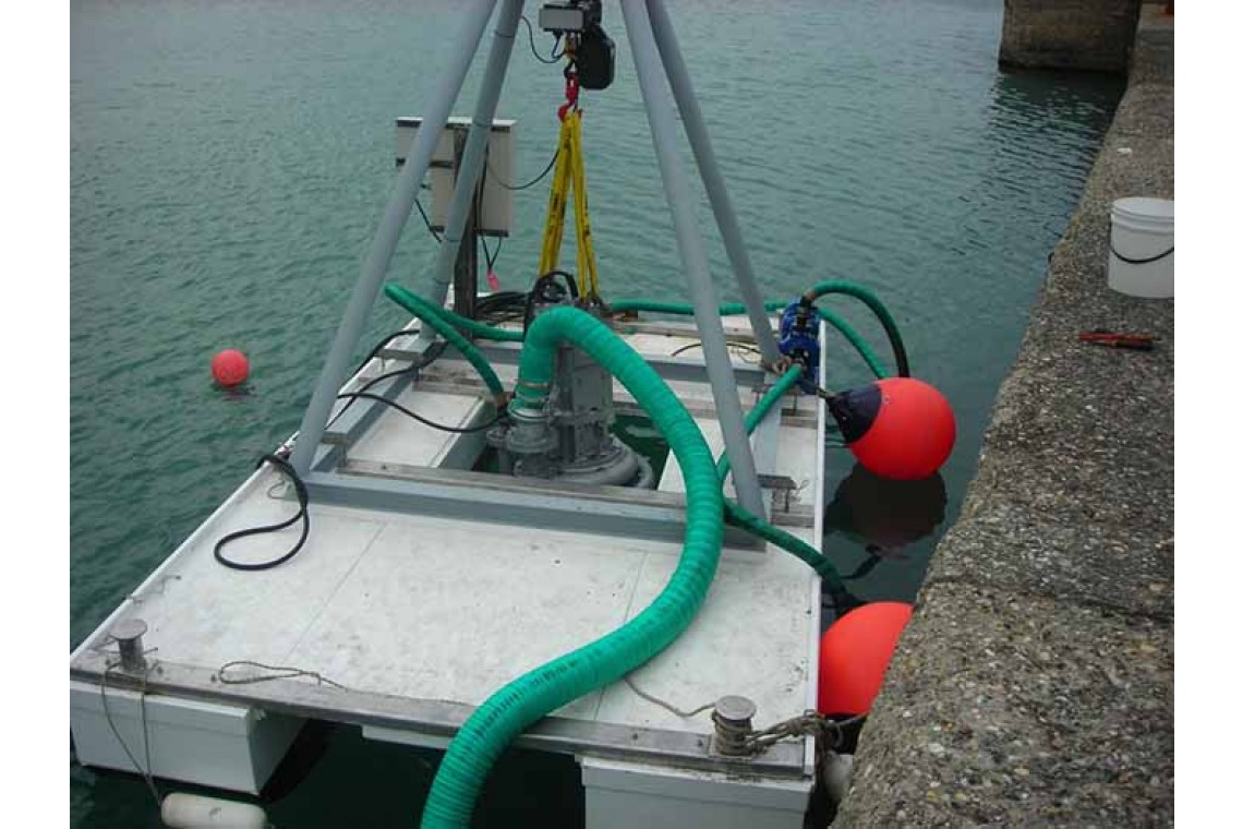 Dragflow Cable Dredge