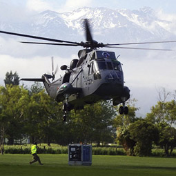 Kaikoura Air Lift news image